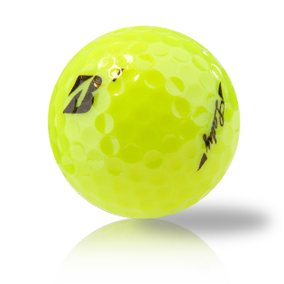 Custom Bridgestone Lady Precept B Yellow - Half Price Golf Balls - Canada's Source For Premium Used & Recycled Golf Balls