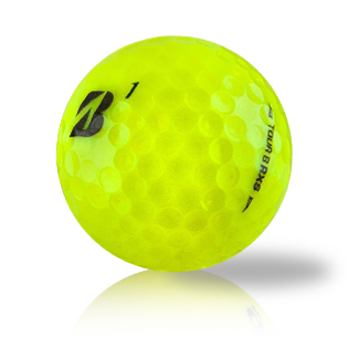 Custom Bridgestone Tour RXS B Yellow