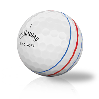Custom Callaway ERC White - Half Price Golf Balls - Canada's Source For Premium Used & Recycled Golf Balls