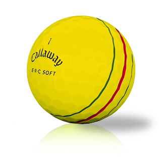 Callaway ERC Yellow - Half Price Golf Balls - Canada's Source For Premium Used & Recycled Golf Balls