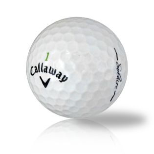 Custom Callaway Hex Solaire - Half Price Golf Balls - Canada's Source For Premium Used & Recycled Golf Balls