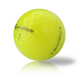 Custom TaylorMade Yellow Mix - Half Price Golf Balls - Canada's Source For Premium Used & Recycled Golf Balls