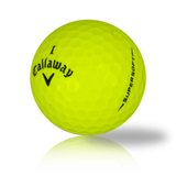 Callaway Supersoft Yellow - Half Price Golf Balls - Canada's Source For Premium Used & Recycled Golf Balls