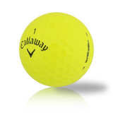 Callaway Warbird Yellow - Half Price Golf Balls - Canada's Source For Premium Used & Recycled Golf Balls