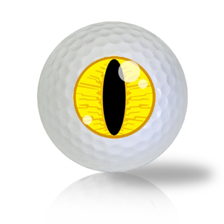 Cats Eye Ball Golf Balls - Half Price Golf Balls - Canada's Source For Premium Used & Recycled Golf Balls
