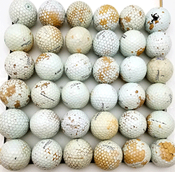 Bulk Assorted HITAWAY Mix - Half Price Golf Balls - Canada's Source For Premium Used & Recycled Golf Balls