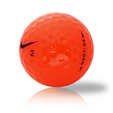 Nike PD Long Orange Recycled & Used Golf Balls