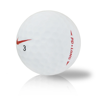 Custom Nike PD Long - Half Price Golf Balls - Canada's Source For Premium Used & Recycled Golf Balls