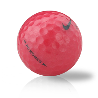 Nike PD Women Red - Half Price Golf Balls - Canada's Source For Premium Used & Recycled Golf Balls