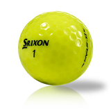 Srixon Q-Star Yellow Used & Recycled Golf Balls