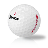 Custom Srixon Soft Feel Lady - Half Price Golf Balls - Canada's Source For Premium Used & Recycled Golf Balls