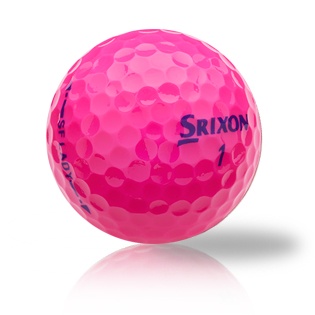 Srixon Soft Feel Lady Pink - Half Price Golf Balls - Canada's Source For Premium Used & Recycled Golf Balls