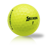 Srixon Soft Feel Yellow - Half Price Golf Balls - Canada's Source For Premium Used & Recycled Golf Balls
