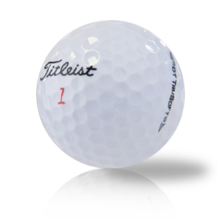 Custom Titleist DT TruSoft - Half Price Golf Balls - Canada's Source For Premium Used & Recycled Golf Balls