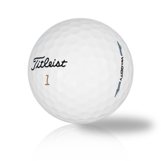 Custom Titleist Velocity - Half Price Golf Balls - Canada's Source For Premium Used & Recycled Golf Balls