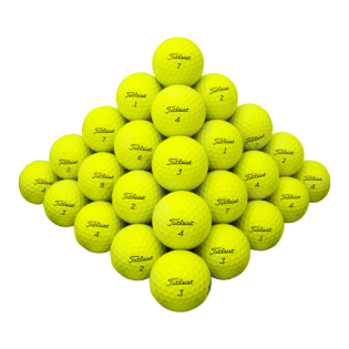 Bulk Titleist Yellow Mix - Half Price Golf Balls - Canada's Source For Premium Used & Recycled Golf Balls