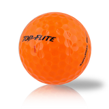 Top Flite Orange Mix - Half Price Golf Balls - Canada's Source For Premium Used & Recycled Golf Balls