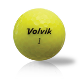 Volvik Yellow Crystal Mix - Half Price Golf Balls - Canada's Source For Premium Used & Recycled Golf Balls