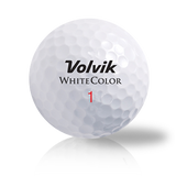 Custom Volvik White Mix - Half Price Golf Balls - Canada's Source For Premium Used & Recycled Golf Balls
