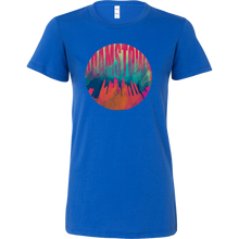Adamstown Skyline Horizon Sunset Love Pitcairn Islands Bella Shirt