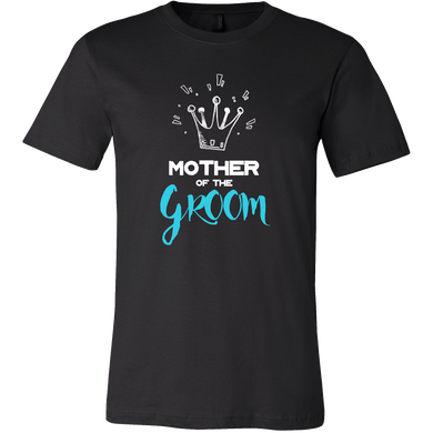 Mother of the Groom Wedding Marriage Party Squad T Shirt