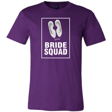 Bride Squad Wedding Marriage Party Squad Celebration T Shirt
