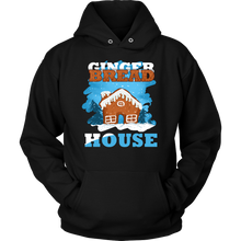 Gingerbread House Christmas Hoodie Gift