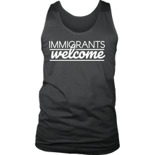 Immigrants Welcome, Political Awareness Tank