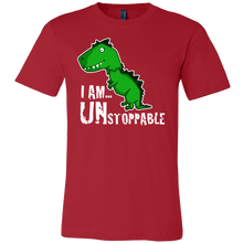 I Am Unstoppable Funny Dinosaurs Dino Gift T-Shirt