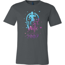 Best Wife 10th Wedding Anniversary Gift T-Shirt