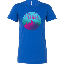 Asmara Skyline Horizon Sunset Love Eritrea Bella Shirt