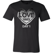 Love Since Day One Marriage In Love Couples T Shirt