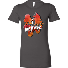Mythical and Fantasy Creature Lover I Believe Bella Shirt