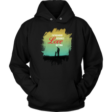 Fatherhood Requires Love Not DNA Best Step-Dad Fathers Hoodie