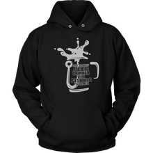 Beer Drinker With A Fishing Problem Funny Fishers Hoodie