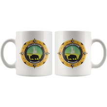Yellowstone National Park Mug - Wyoming | National Park Art Coffee 11oz - 15oz Mug