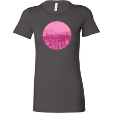 Norfolk Skyline Horizon Sunset Love England Bella Shirt