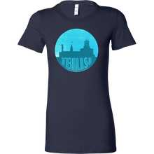 Tbilisi Capital Skyline Horizon Sunset Georgia Bella Shirt