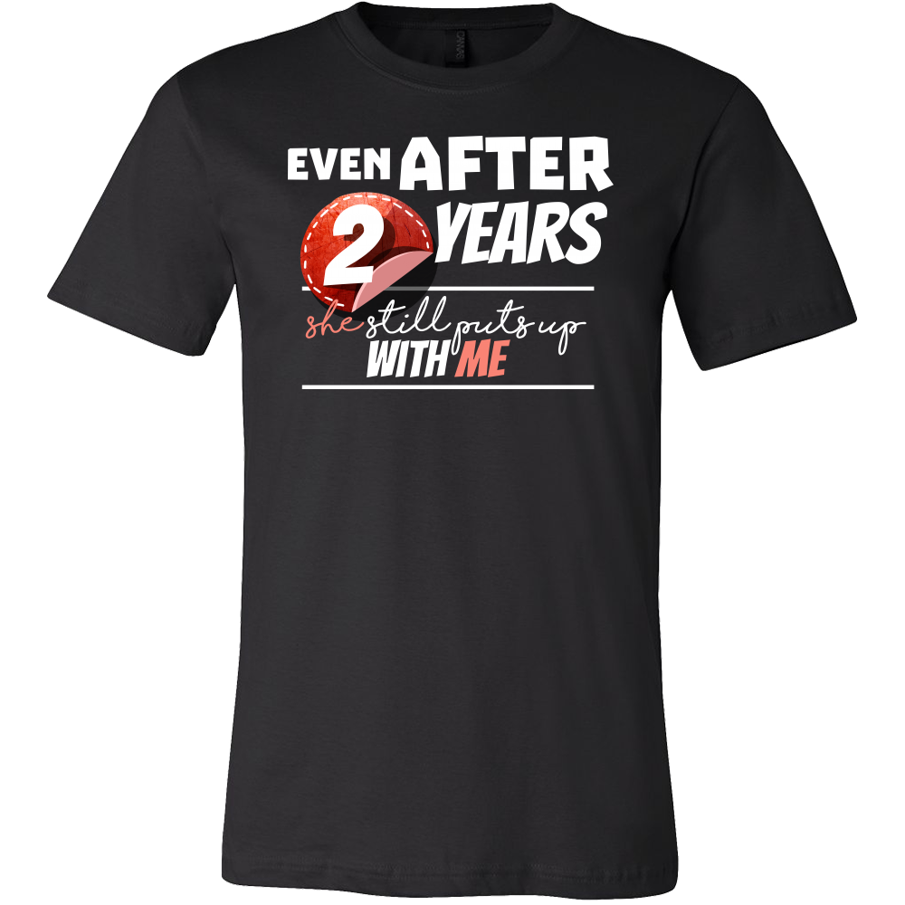 d58f1a4a3 Funny Men's 2nd Year Anniversary Statement T-Shirt – Lifehiker Designs
