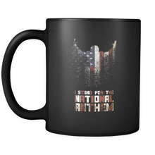 Proudly Stand For the National Anthem Patriots 11oz Mug