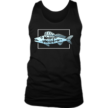 Walleye Whisperer,Fisherman,Fishing Fish Lover Tank