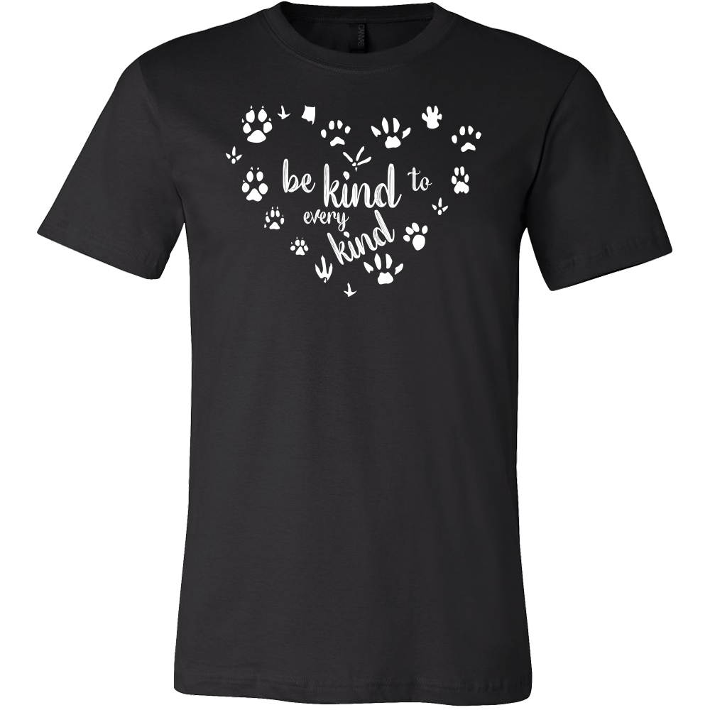 Be Kind to Every Kind Inspirational Pet Lover Shirt