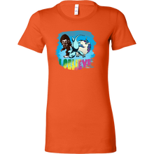 Novelty Fantasy Mythical Creature Lover I Believe Bella Shirt