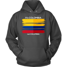 Colombia hoodie Colombian Flag hoodie Travel Vacation Souvenir