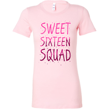 16th Birthday Gift Sweet Sixteen Squad Bday Apparel