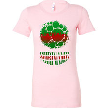 Suriname Skyline Horizon Sunset Love Country Bella Shirt