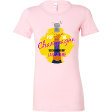 Pop The Champagne,Changing My Last Name Engagement Bella Shirt