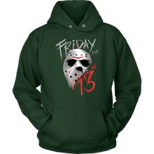 Friday the 13th Classic Horror Hoodie