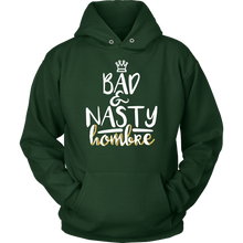 Bad and Nasty Hombre Guy Mens Hoodie