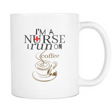 Nurse Mug with Funny Quote on White 11 oz Mug